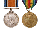 Henry Charles Birt - Medals